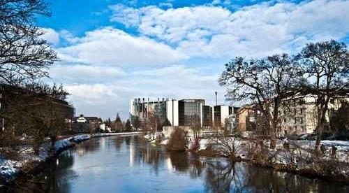 Un nouveau centre-ville à Strasbourg ?