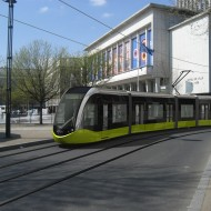 Tram de Brest : «acteur de l'évolution d'un territoire»