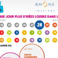 Rhône Tourisme : tout un programme
