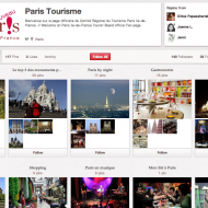 TO BE OR NOT TO BE (ON PINTEREST) pour une collectivité ?
