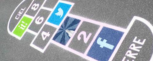 Communiquer sur les réseaux sociaux, un jeu d'enfants ?