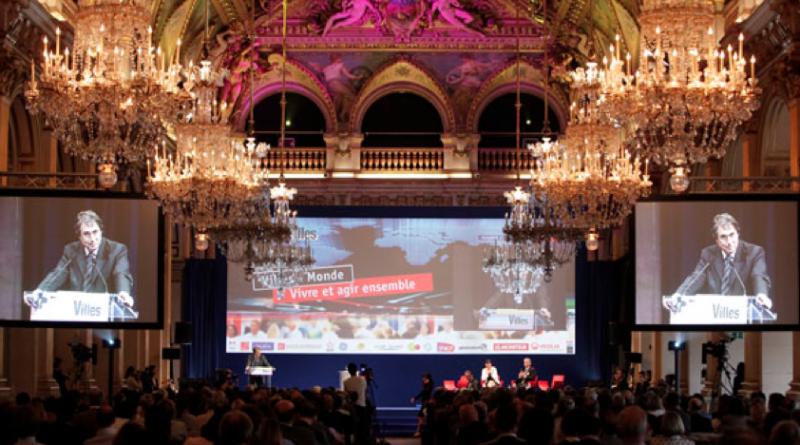 La 12e conférence des villes en live sur Twitter !