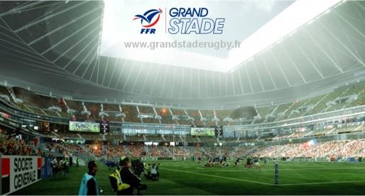 Le Grand Stade de rugby est choisi