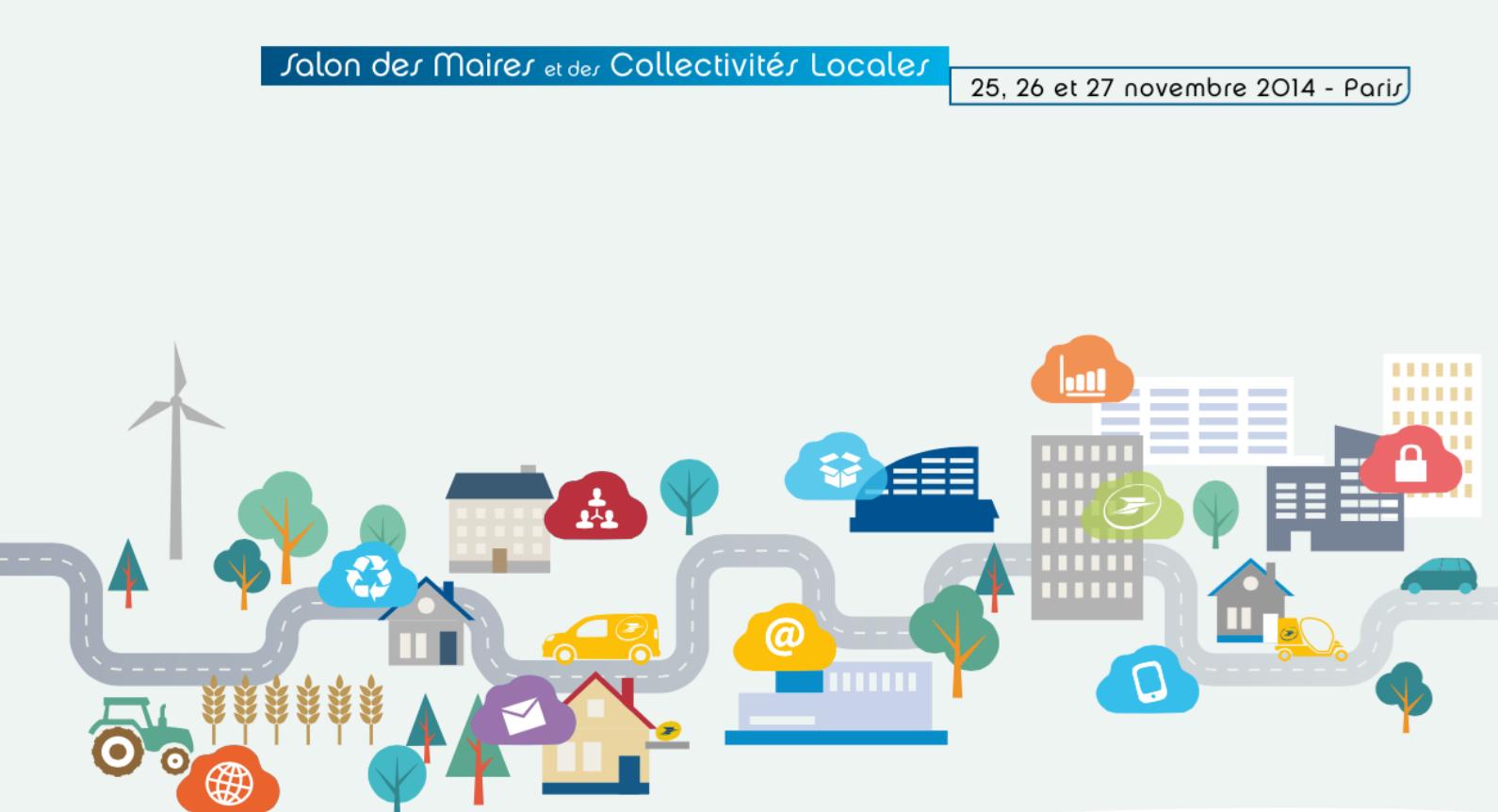 Confiance num rique et r invention du service public - Salon des maires et des collectivites locales ...