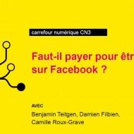 Faut-il payer pour être vu sur Facebook ?