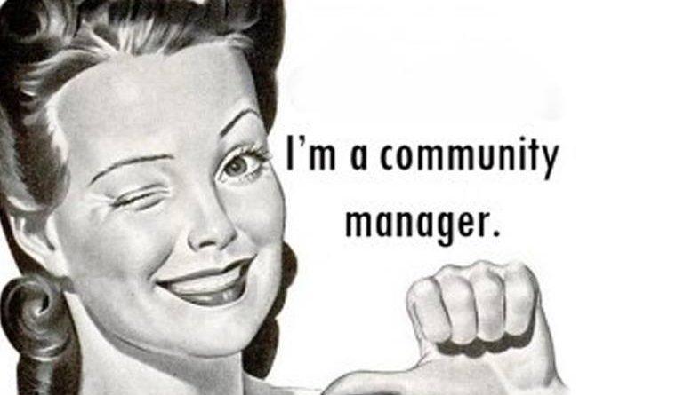 Illustration du community manager d'une collectivité territoriale