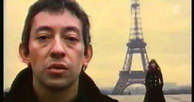 """Capture écran d'une vidéo de Serge Gainsbourg et Jane Birkin chantant """"Je t'aime moi non plus"""""""