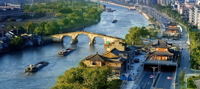 Grand Canal de Chine