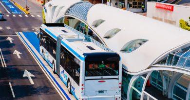 Système de bus rapide à Taiwan