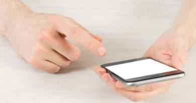 Photo représentant un smartphone