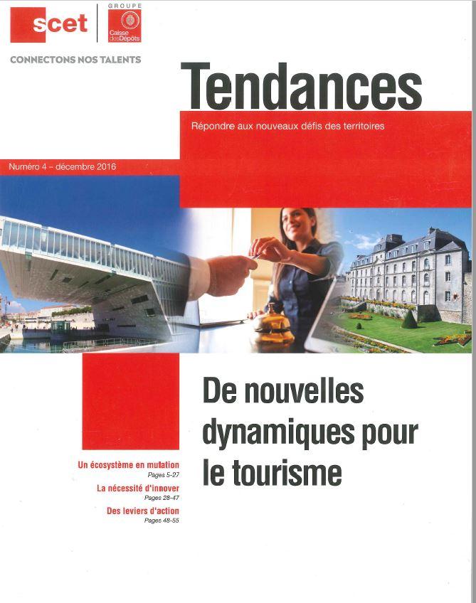 Le tourisme, un enjeu d'attractivité globale pour les territoires
