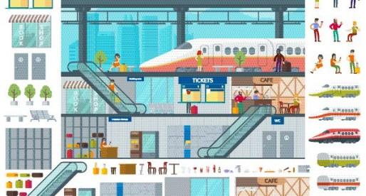 Les gares, ces nouveaux centres de vie