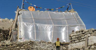 Le bioclimatisme, une solution d'avenir pour améliorer les conditions de vie dans l'Himalaya indien