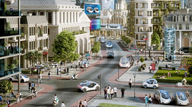 """Résultat de recherche d'images pour """"ville du futur voitures"""""""