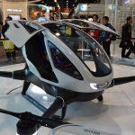 Mobilité Aérienne Urbaine : la voiture volante bientôt dans les airs